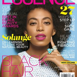 Solange in Essence Magazine