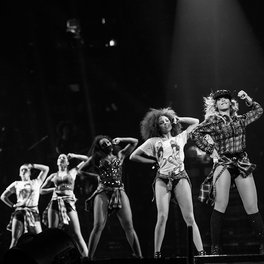 The Mrs. Carter Show:Manchester